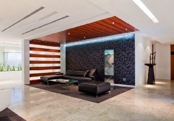 Foundation dezin decor office waiting area designs for Office area design