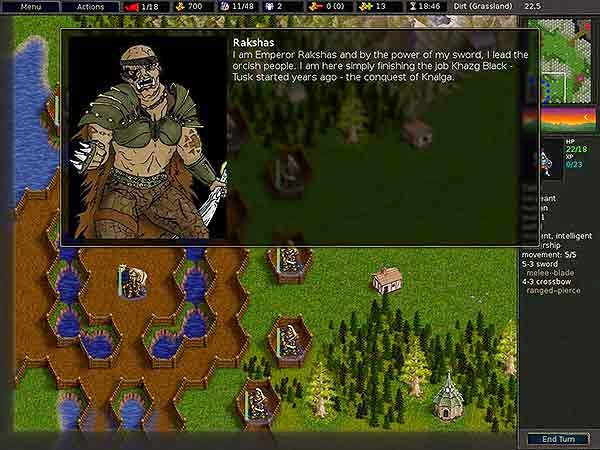 Download Free PC Games - Battle for Wesnoth