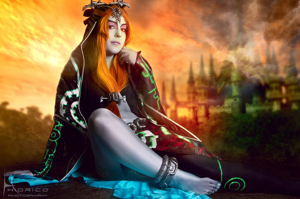 photo de cosplay de twilight princess