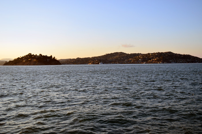 tiburon ferry ride