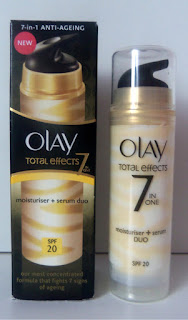 Olay Total Effect Moisturizer + Serum Duo SPF 20