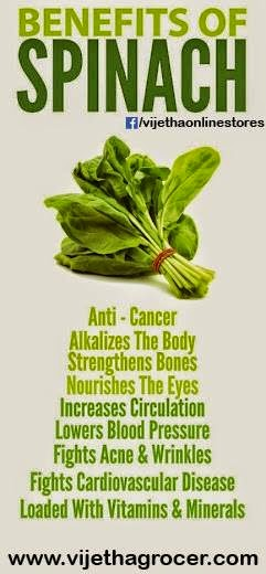 Benefits-of-spinach