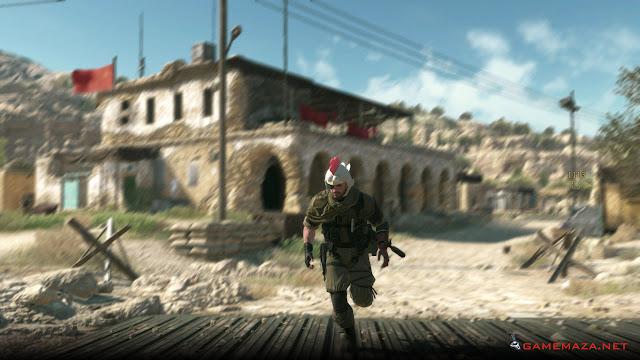 Metal Gear Solid V The Phantom Pain Screenshot 1