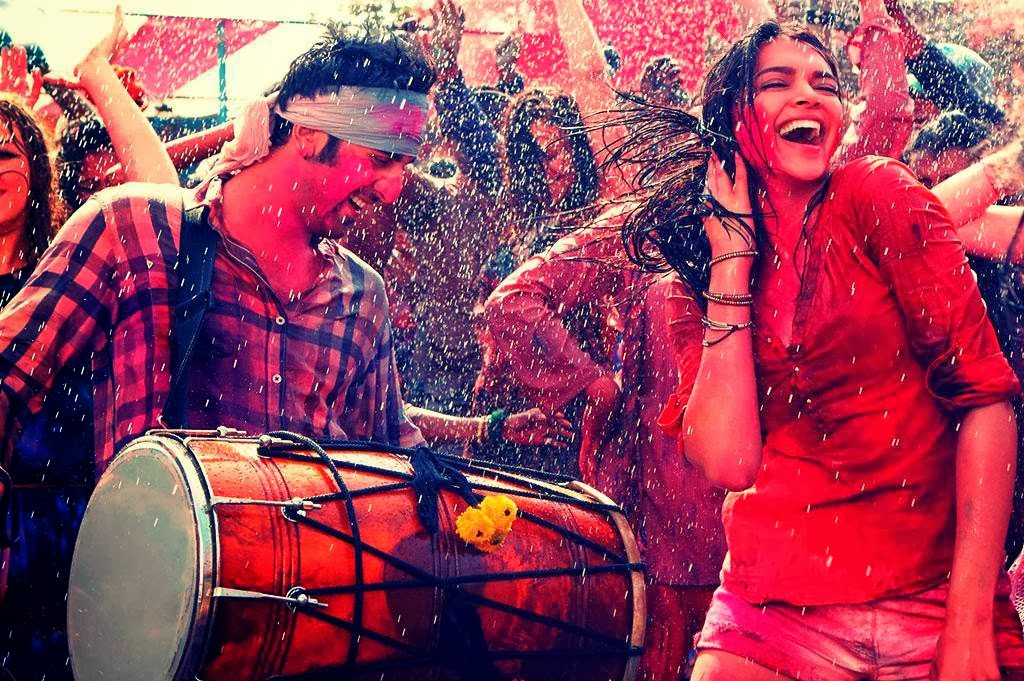 Bollywood Holi Wallpapers