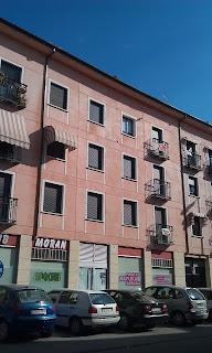 Detalle fachada Talavera de la reina. Toledo
