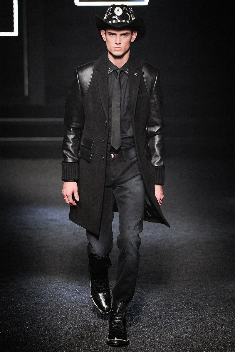 Philipp Plein Fall/Winter 2014 - Milan Fashion Week
