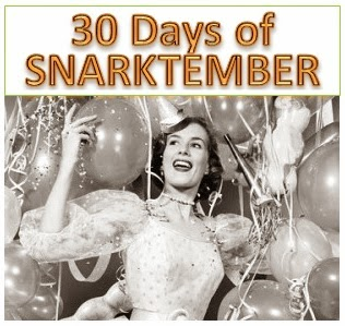30 days of Snarktemper - 9/9 is Vicki!