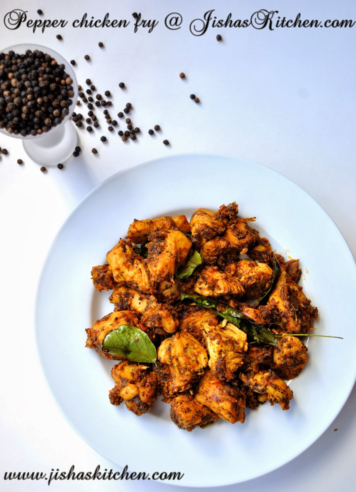 Nadan pepper chicken