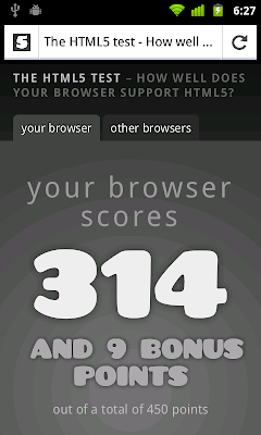 Tested on Firefox 8.0 at Nexus One running Android 2.3.6