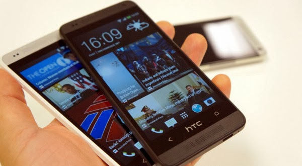 HTC One Mini kini Telah Update Android 4.3