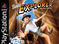 Barbie Explorer Ps1