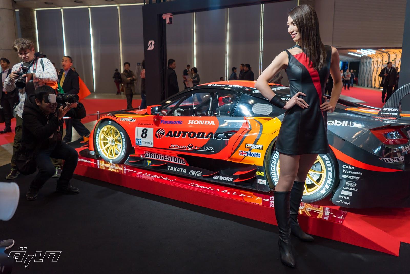 Tokyo Autosalon 2016