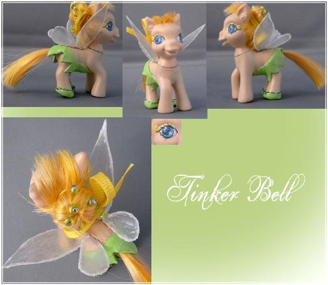 Breezie Custom Tinker Bell por RevRuby