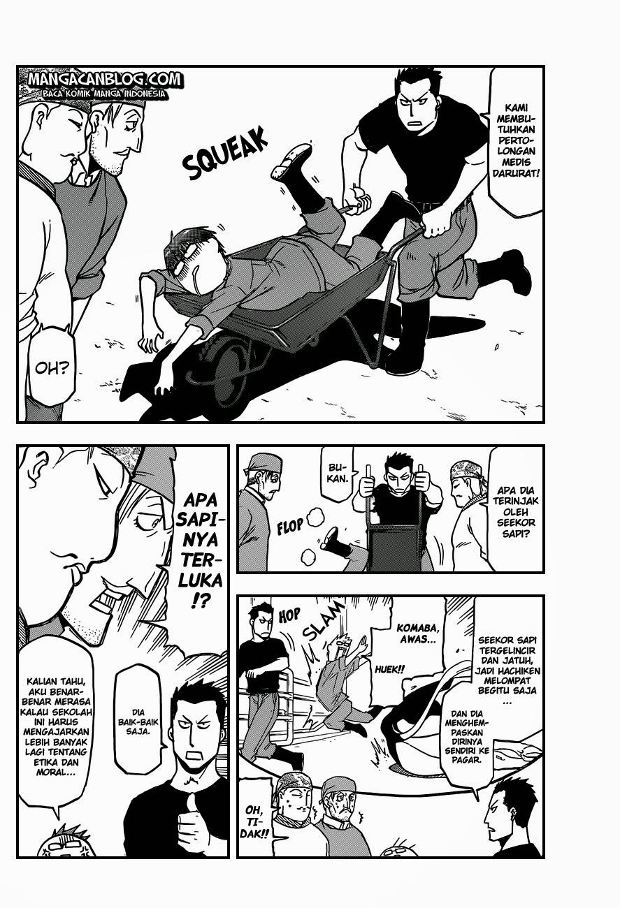 Dilarang COPAS - situs resmi www.mangacanblog.com - Komik silver spoon 039 - musim gugur 8 40 Indonesia silver spoon 039 - musim gugur 8 Terbaru 10|Baca Manga Komik Indonesia|Mangacan