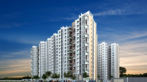 1 bhk Apartments in hosur road for Sale