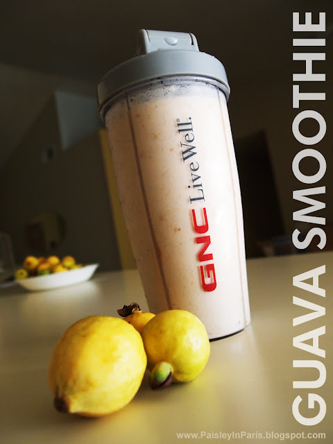 Banana Guayaba Smoothie