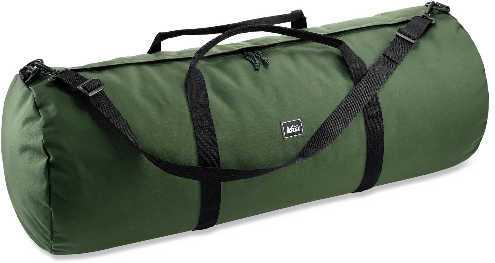tas travel bag di atas ukurannya adalah 35 x 90 cm saya ambil gambar ...