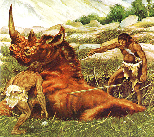 Prehistoric Hunter-Gatherers