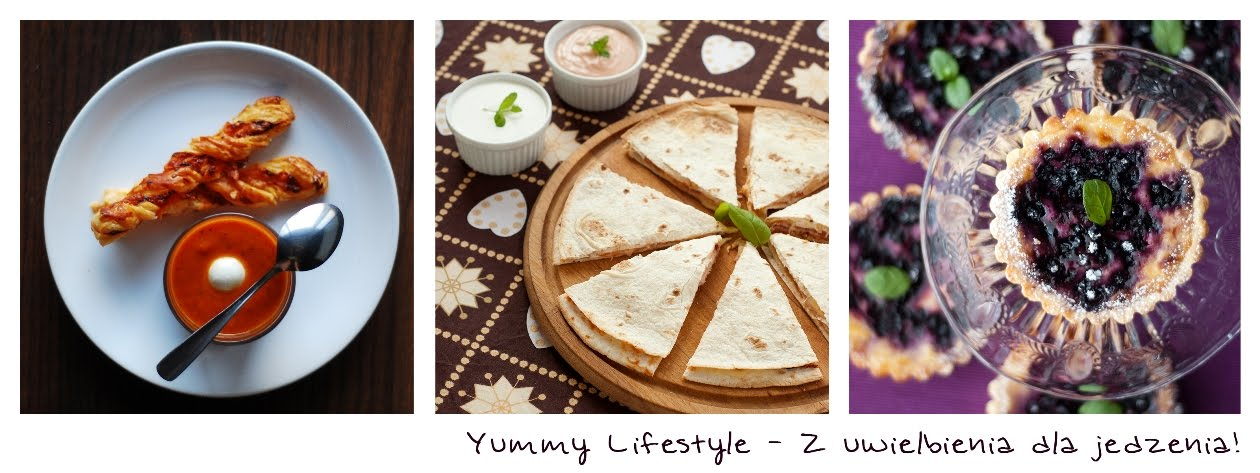 Yummy Lifestyle - Z uwielbienia dla jedzenia.