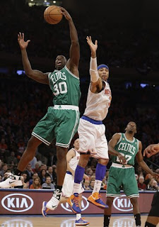 New York Knicks, Boston Celtics,Carmelo Anthony,Kevin Garnett,Jeff Green