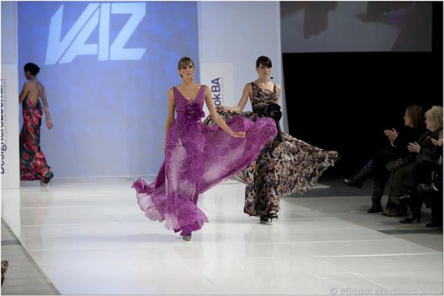 Vestidos de fiesta Diego Vaz 2013 moda.