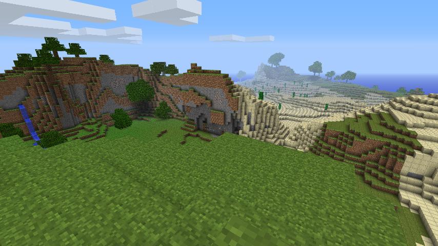 Case Di Montagna Minecraft : Vivevere e sopravvivere in minecraft sul cucuzzolo della montagna