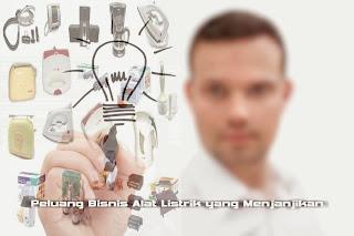 Peluang Bisnis Alat Listrik yang Menjanjikan
