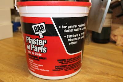 Plaster Of Paris Chalk Paint Gritty