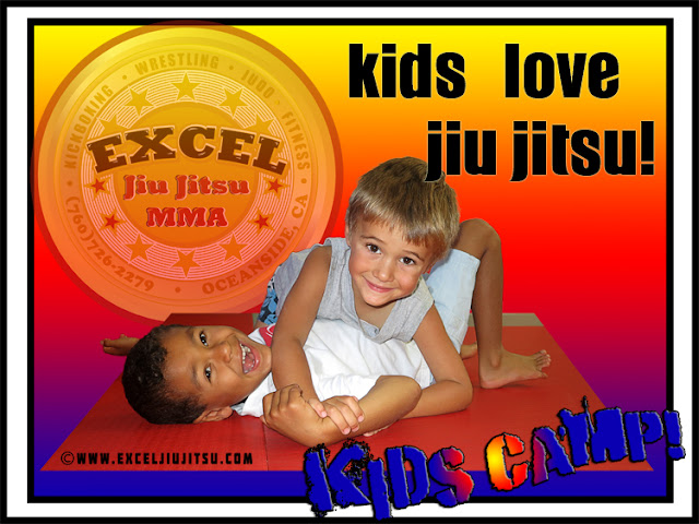 Kids Jiu Jitsu Programs, self-defense for kids in Oceanside, ca