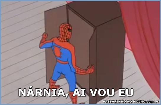 spider man, nárnia