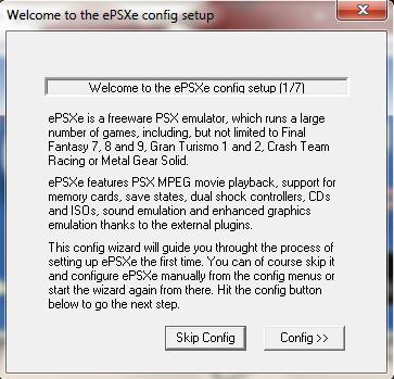 ePSXe Emulator 1.8.0