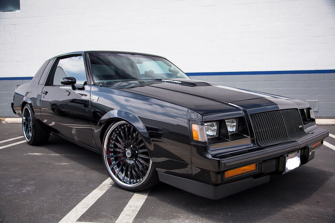 daily turismo 15k vader 39 s buick 1987 buick regal grand national. Black Bedroom Furniture Sets. Home Design Ideas