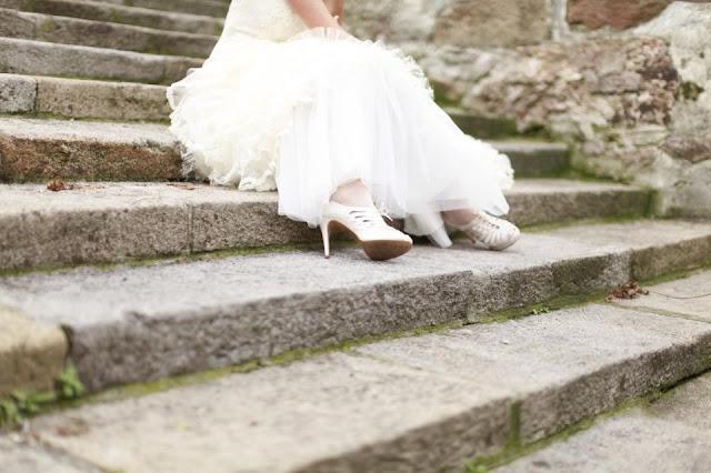 Zapatos de novia tallas pequeñas