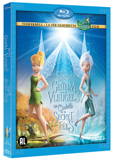 Concours des blu ray et dvd disney goodies gagner - Fee clochette ombre ...