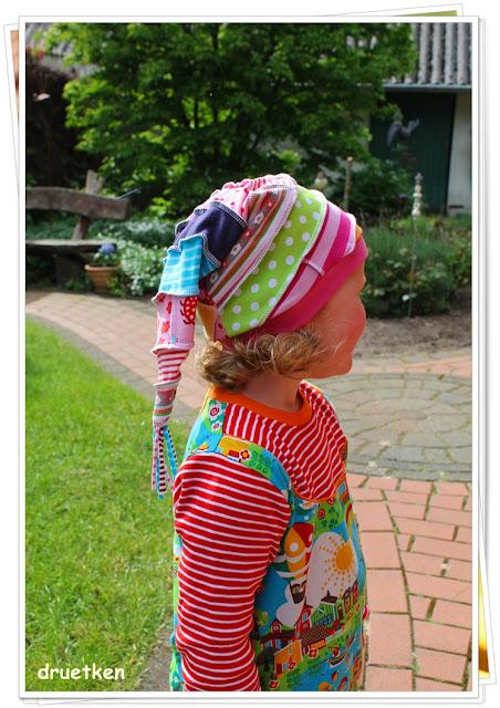 Schnittmuster zipfelmutzen kleid
