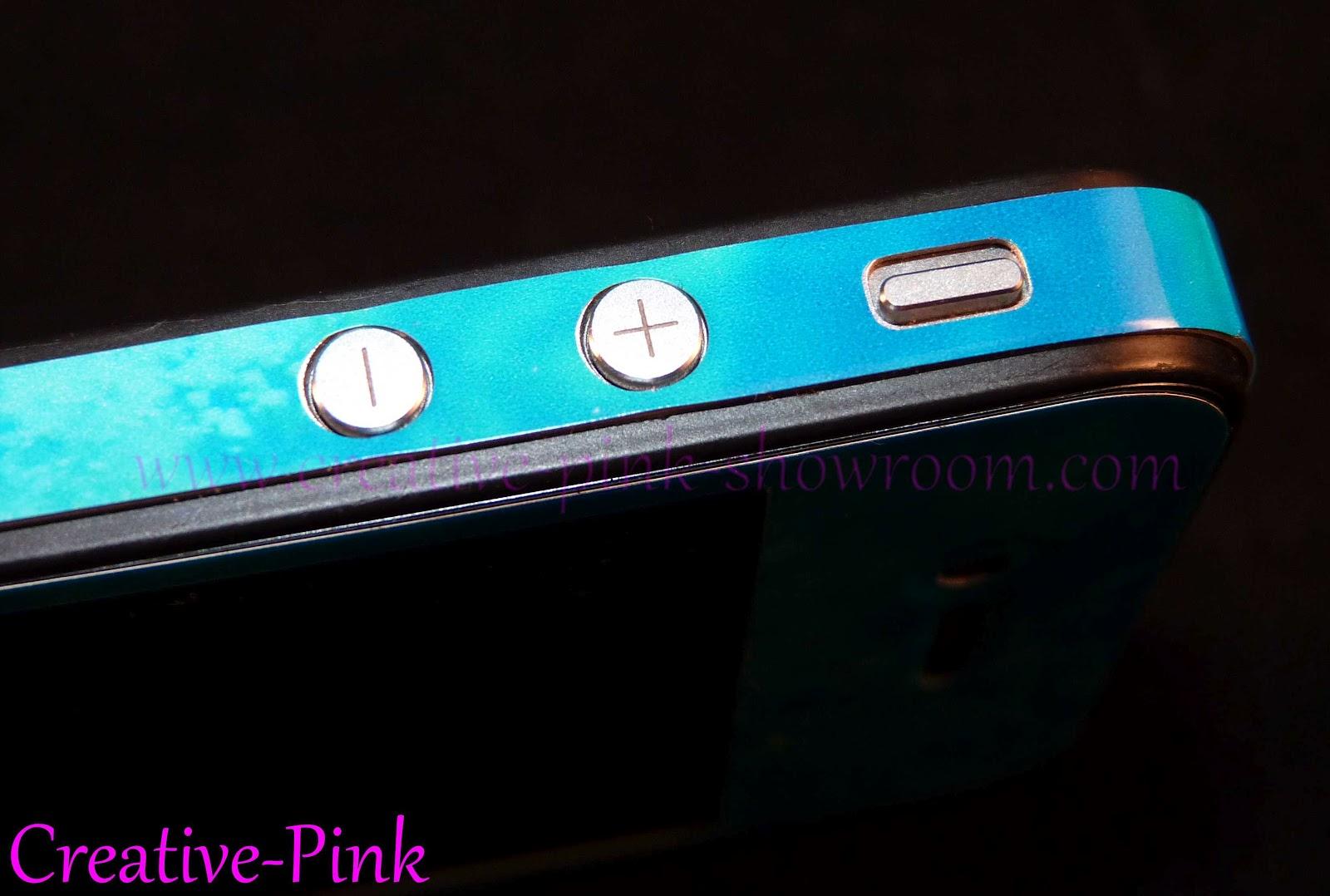 showroom by creative pink mein iphone macht jetzt blau. Black Bedroom Furniture Sets. Home Design Ideas