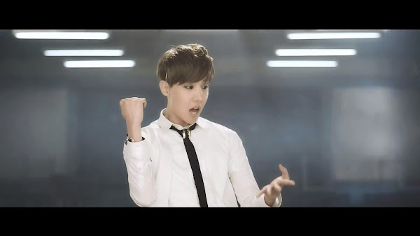 BTS Boy In Luv J-Hope