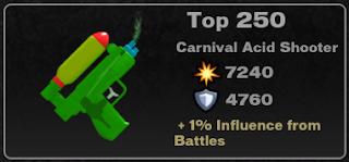 Carnival Acid Shooter
