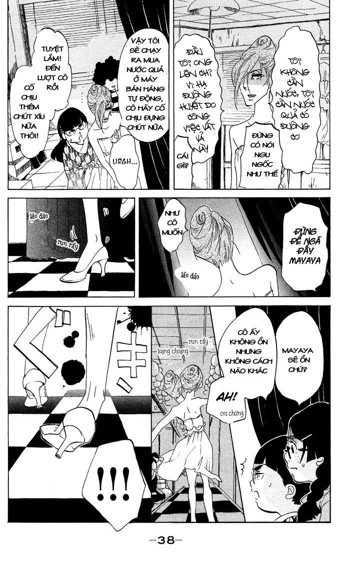 Kuragehime chap 36 - Trang 4