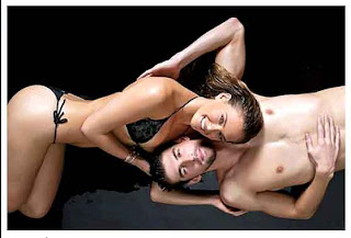 Bar-Refaeli-hot-poses-with-Nadal-Rafael