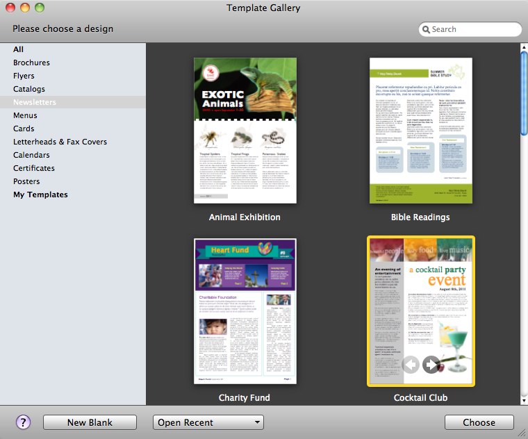 swift publisher a quick and easy way to create a publication
