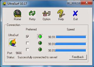 Phần mềm vào Facebook nhanh Ultrasoft
