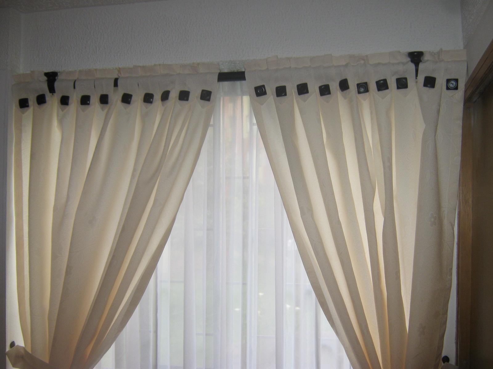 Dise os dekoremos - Hacer cortinas infantiles ...