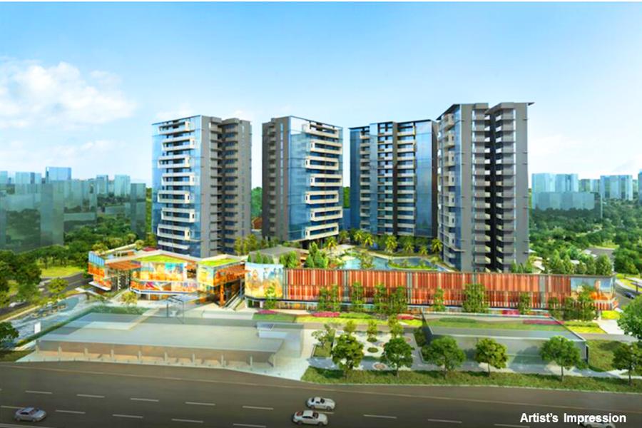 The Poiz Residences Singapore