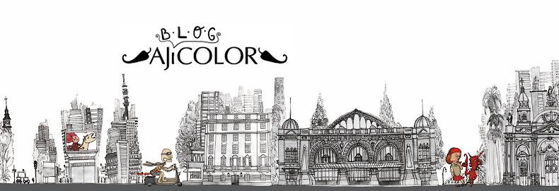 · AJíCOLOR · Diseño + Ilustración Chile