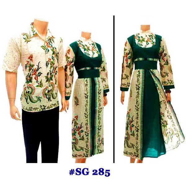 Gamis Batik Sarimbit | Koleksi Mei 2013