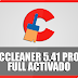 CCleaner 5.41 Professional - Business - Technician Edition [Activado] [MEGA]