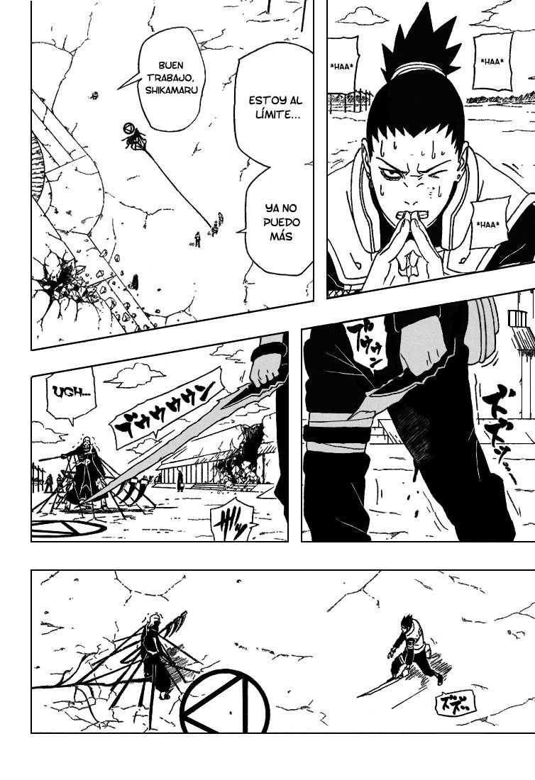 Naruto Shippuden Manga 325