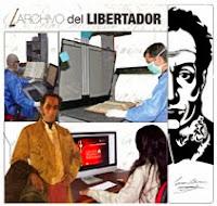 Archivo del Libertador