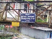 British Ropeway ofDarjeeling